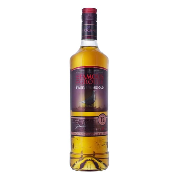 Famous Grouse 12 Years Blended Whisky 70cl