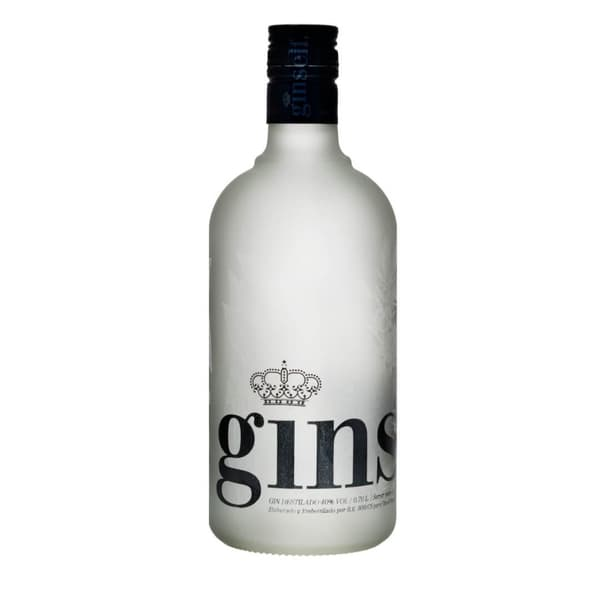 Ginself Dry Gin 70cl