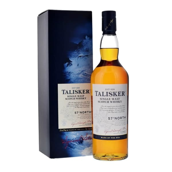 Talisker 57° North Single Malt Whisky 70cl