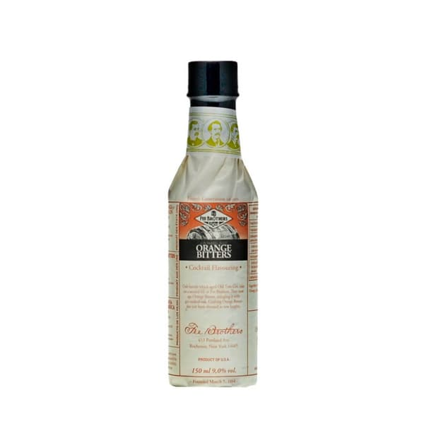 Fee Brothers Gin Barrel Orange Bitters 15cl