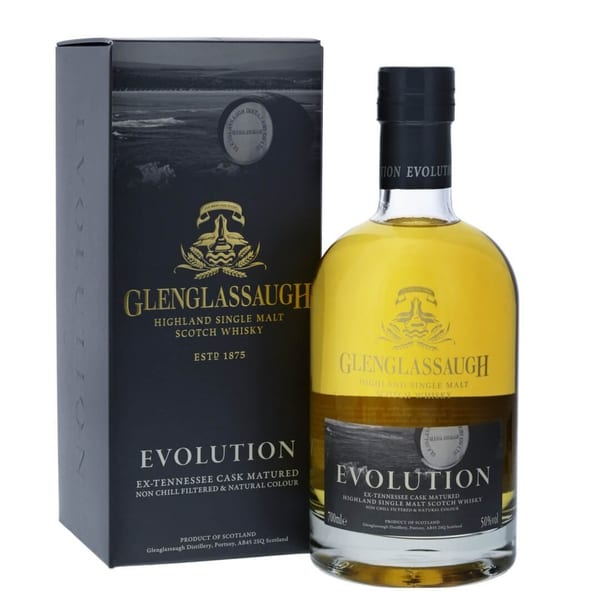 Glenglassaugh Evolution 70cl