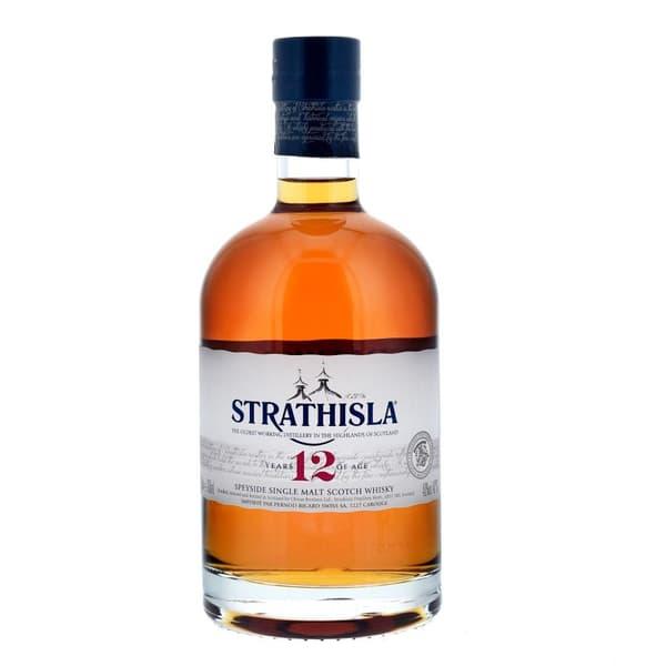 Strathisla 12 Years Single Malt Whisky 70cl