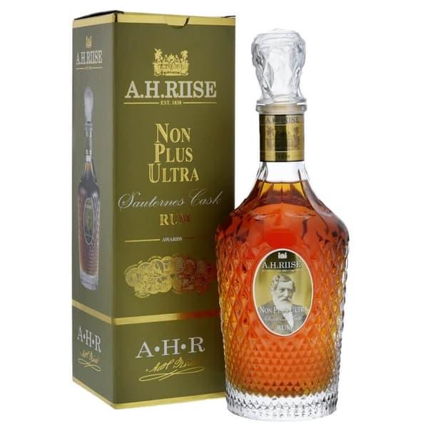 A.H. Riise Non Plus Ultra Sauternes Cask Rum 70cl