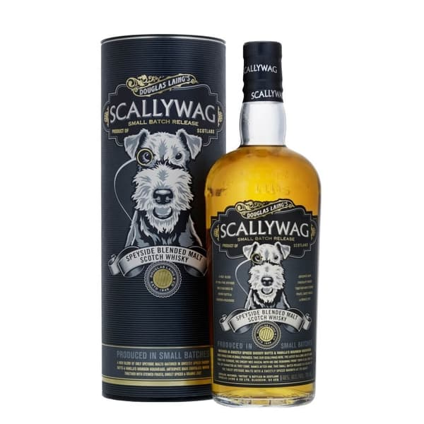 Scallywag Speyside Blended Malt Scotch Whisky 70cl