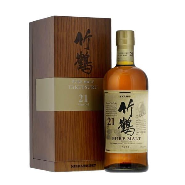 Nikka Taketsuru 21 Years Pure Malt Whisky 70cl