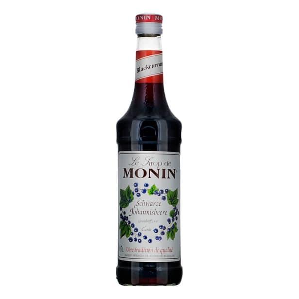 Monin schwarze Johannisbeere Sirup 70cl
