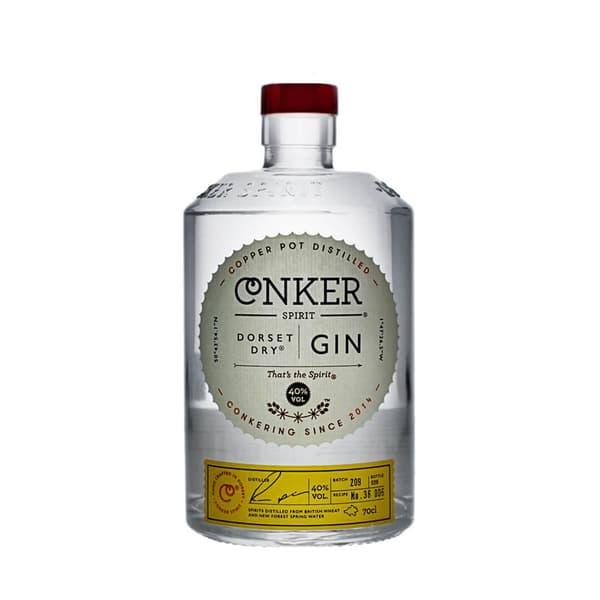 Conker Spirit Dorset Dry Gin 70cl
