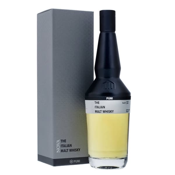 Puni NOVA The Italian Malt Whisky 70cl