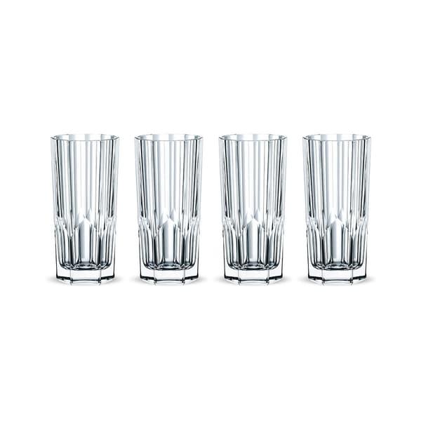 Nachtmann Aspen Longdrink Glas, 4er-Set