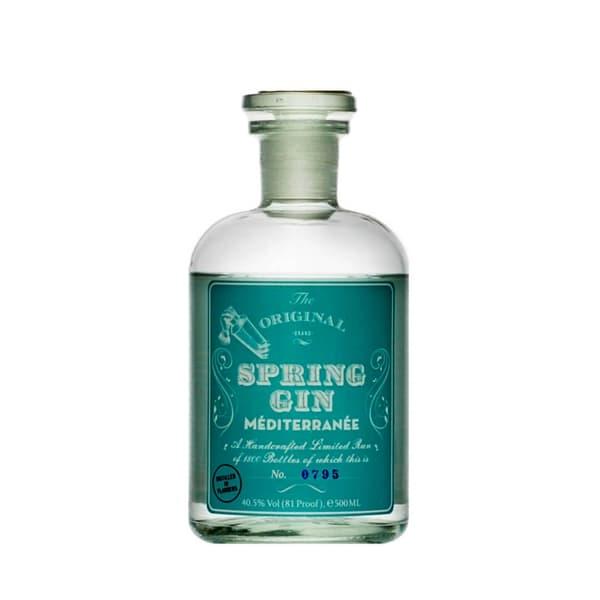 Spring Gin Méditerranée 50cl