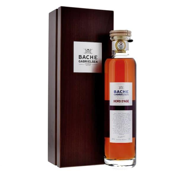 Bache Gabrielsen Hors d'Age Grande Champagne Cognac 70cl