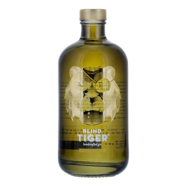 Blind Tiger Imperial Secrets Handcrafted Gin 50cl