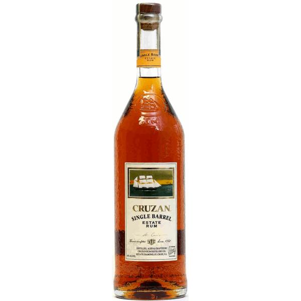 Cruzan Single Barrel Rum 70cl