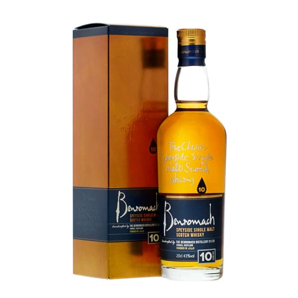 Benromach 10 years 20cl