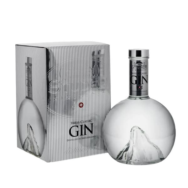 Studer Swiss Classic GIN (ohne Goldflitter) 70cl