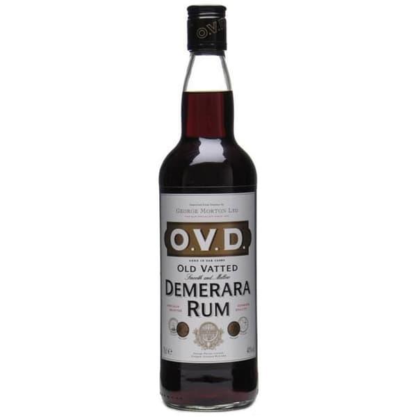 O.V.D Old Vatted Demerara Rum 100cl