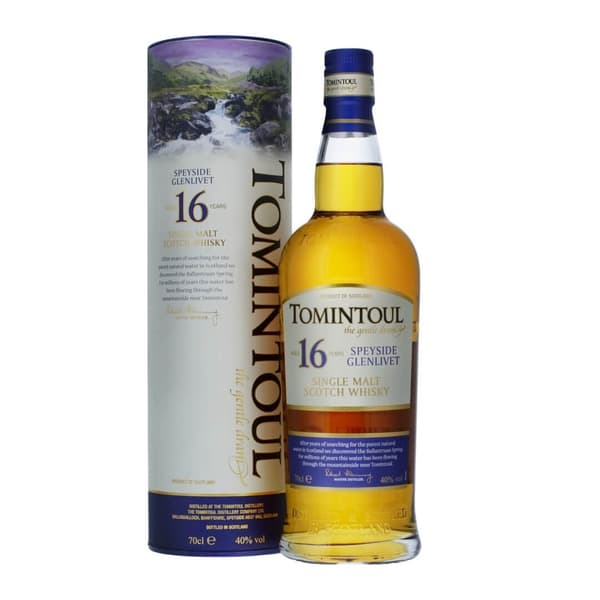 Tomintoul 16 Years 70cl