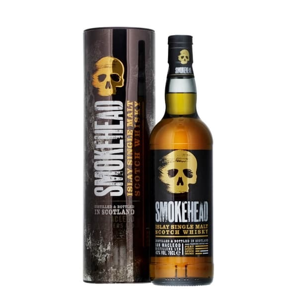 Smokehead Single Malt Whisky 70cl
