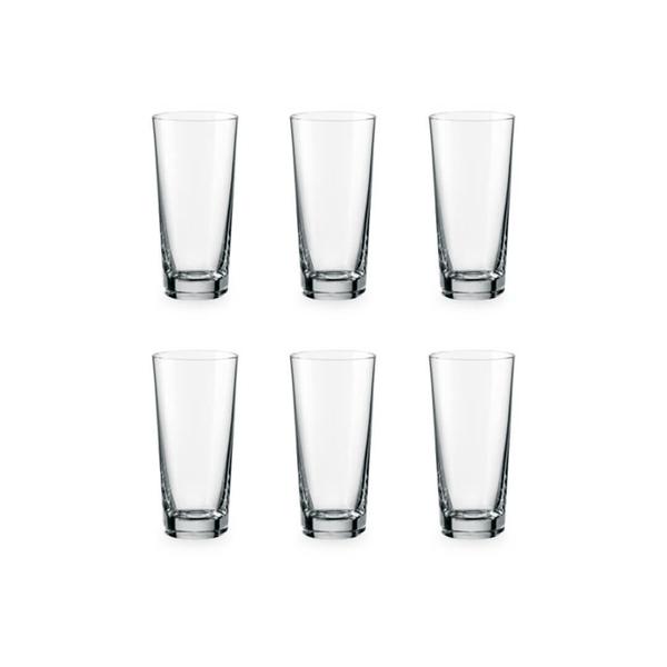 Bohemia Crystal Glass Jive Liqueur Glas 9cl, 6er-Set