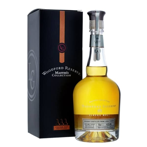 Woodford Master's Collection Classic Malt Bourbon 70cl