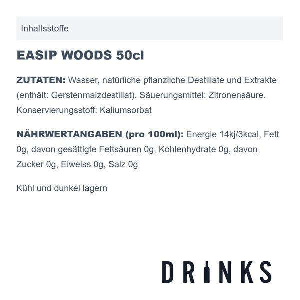EASIP WOODS 50cl