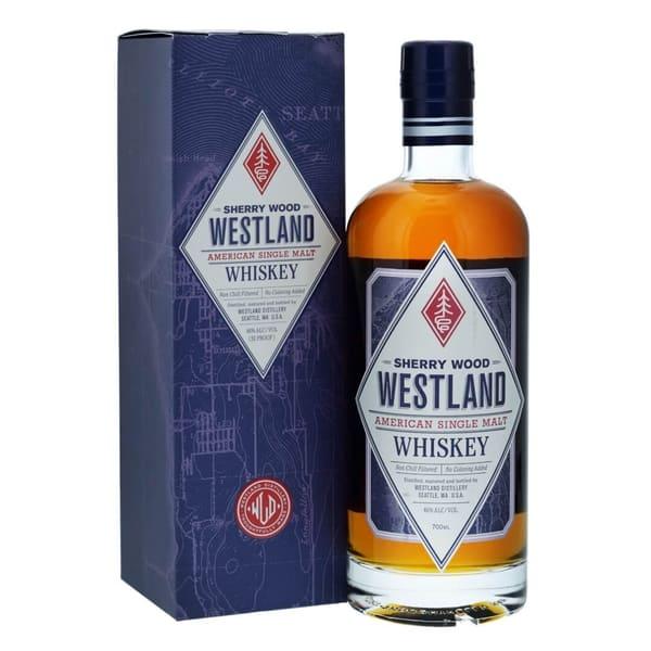 Westland Sherry Wood Single Malt Whisky 70cl