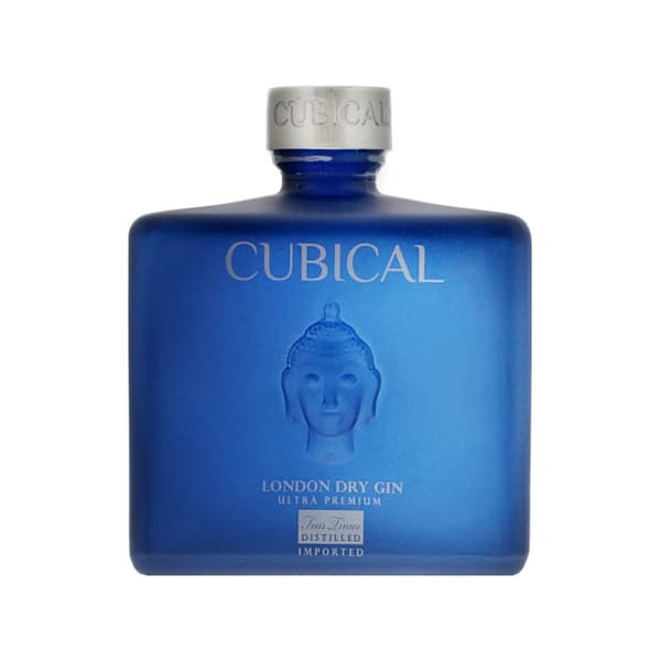 Cubical Ultra Premium London Dry Gin 70cl