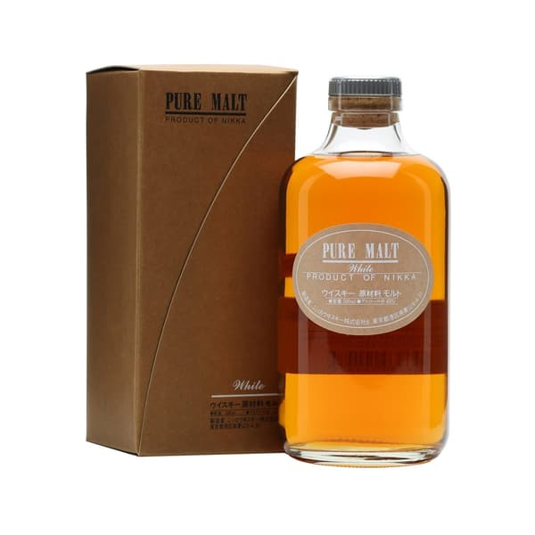 Nikka Pure Malt White Whisky 50cl