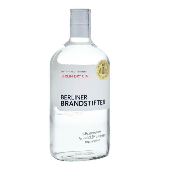 Berliner Brandstifter Dry Gin 70cl
