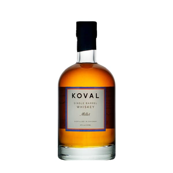 Koval Millet Whiskey Chicago 50cl