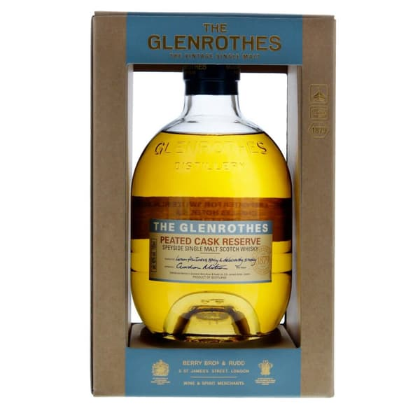 Glenrothes Peated Cask Reserve 70cl