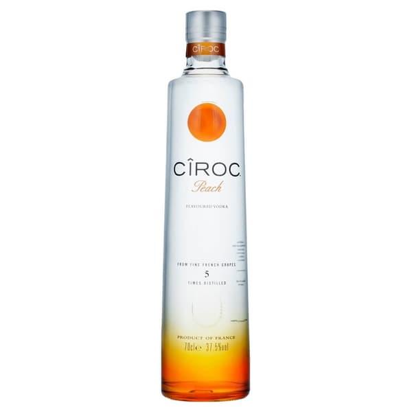 Ciroc Peach Vodka 70cl