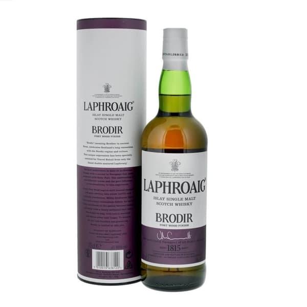Laphroaig Brodir Single Malt Whisky 70cl