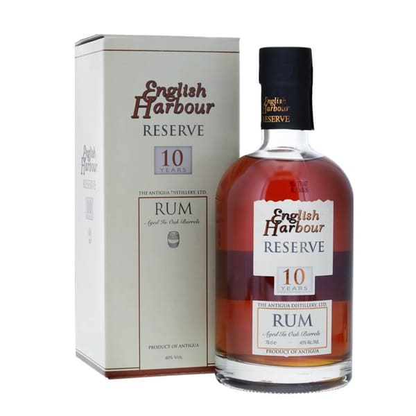 English Harbour Reserve 10 Years Rum 70cl
