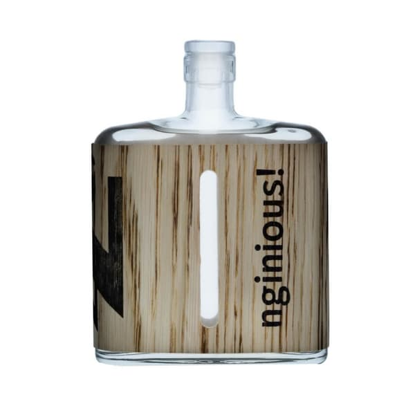 nginious! Smoked & Salted Gin 50cl