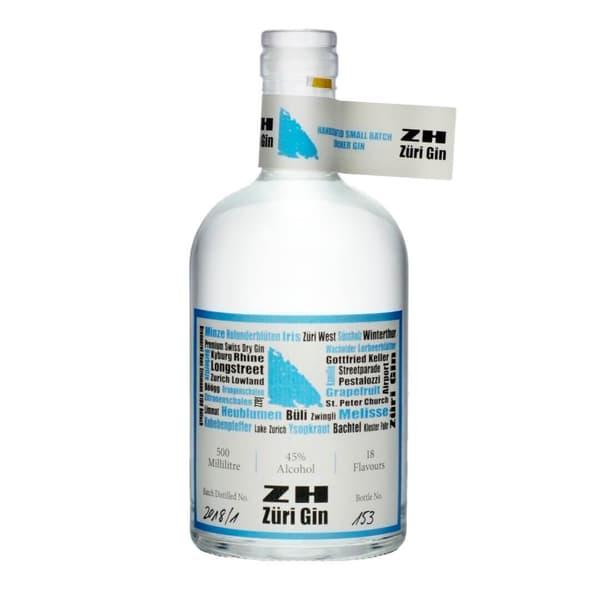 ZH Züri Gin 50cl