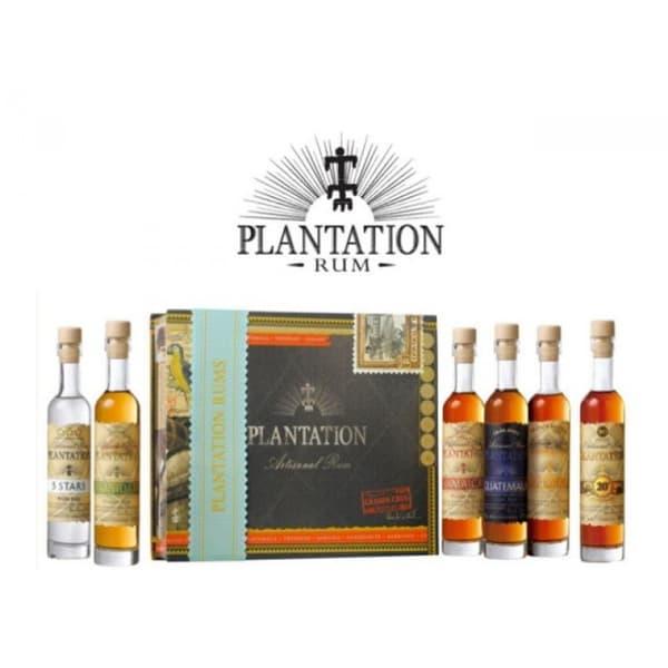 Plantation Rum Cigar Box Holzkiste