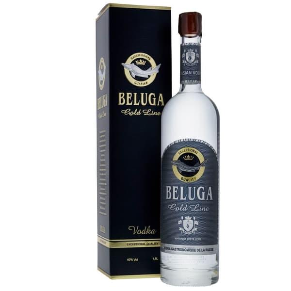 Beluga Vodka Gold Line Magnum 150cl