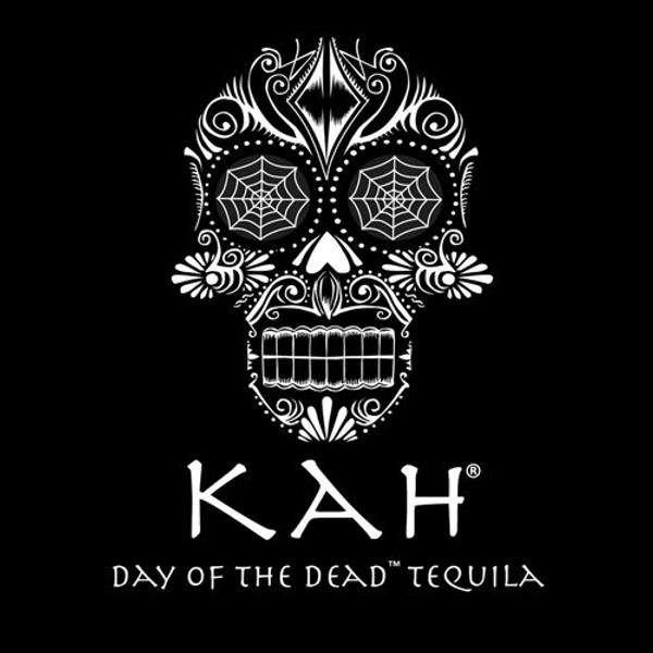 Tequila KAH Añejo 100% Agave mini 5cl