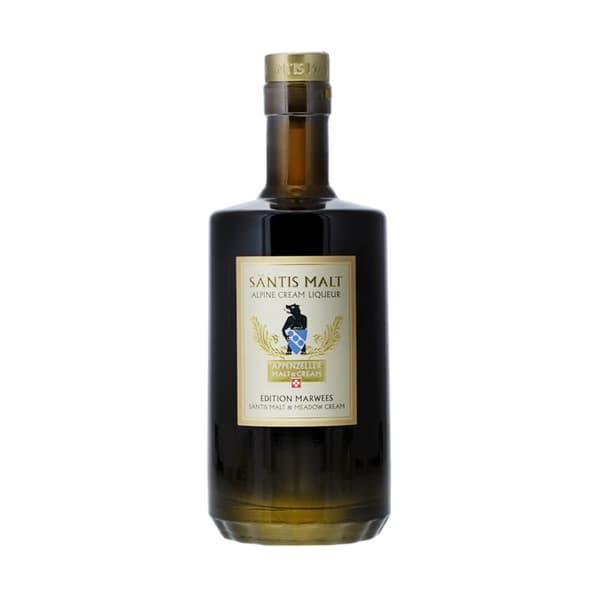 Säntis Cream Liqueur Edition Marwees 50cl