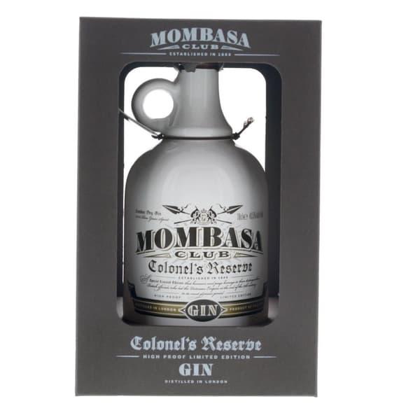 Mombasa Club Colonel's Reserve Gin 70cl