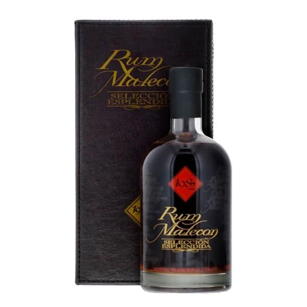 Ron Malecon Seleccion Esplendida 1982 Rum 70cl