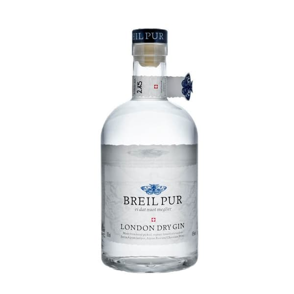 Breil Pur London Dry Gin 70cl