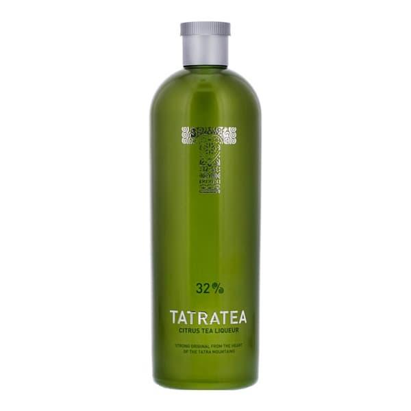 TATRATEA Citrus Tea Liqueur 70cl