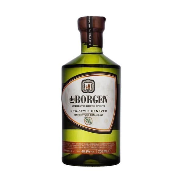 De Borgen Holland Dry Gin 70cl
