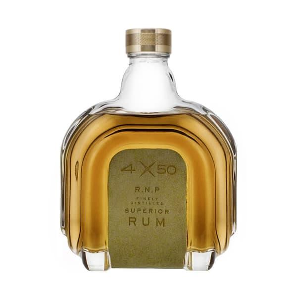 4X50 R.N.P. Superior Rum 70cl