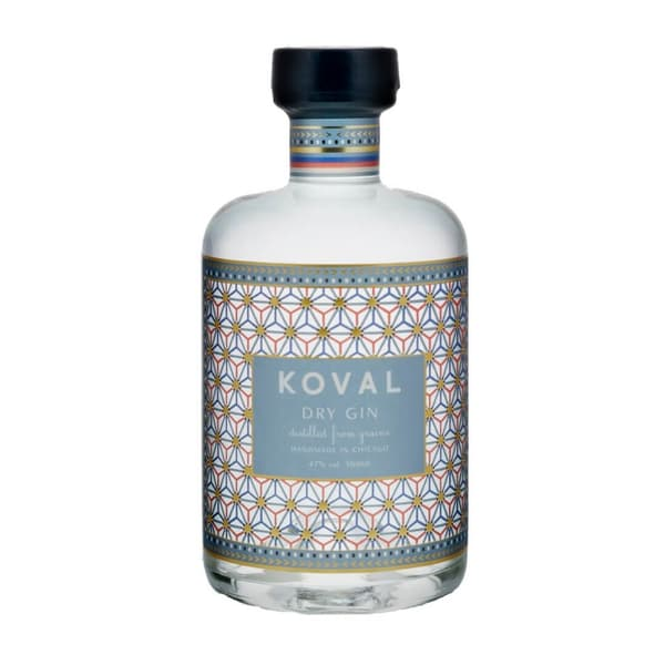 Koval Dry Gin 50cl