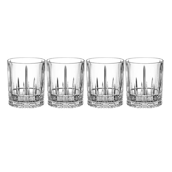 Spiegelau Perfect Serve Collection D.O.F. Glass, 4er Set