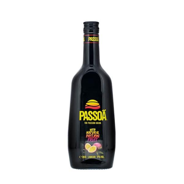 Passoa Passionfruit Liqueur 70cl