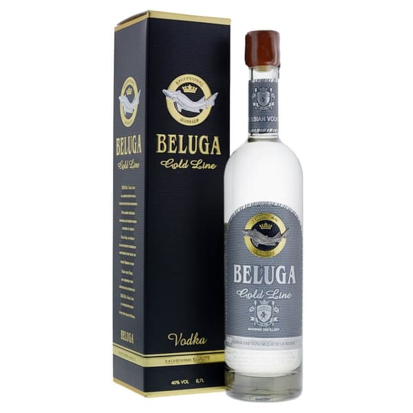 Beluga Vodka Gold Line 70cl